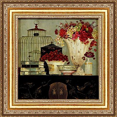 Голос цветочной птицы (Kathryn White)