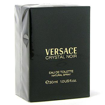 Versace Crystal Noir. Туалетная вода, 30 мл