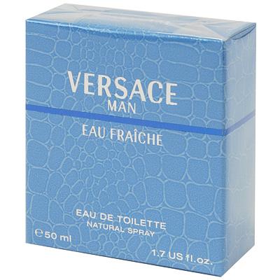 Versace Versace Man Eau Fraiche. Туалетная вода, 50 мл