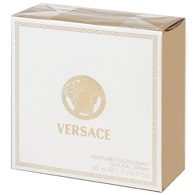 Versace Pour Femme. Парфюмированный дезодорант, 50 мл