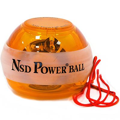 Powerball Neon Amber. Кистевой тренажер, без счетчика ( PB-188L AMBER )
