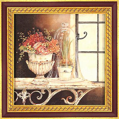 Стеклянный колпак для цветов (Kathryn White), 18 х 18 см