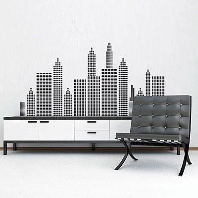 "Стикер Paristic ""Нью-Йорк"", 73 х 150 см"