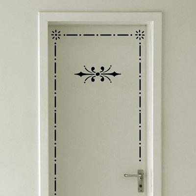 "Стикер Paristic ""Дверь"" № 1, 80 х 200 см"