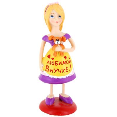 """Декоративная фигурка """"Куколка"""". 16133"""