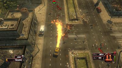 Zombie Driver: Кровь на колесах