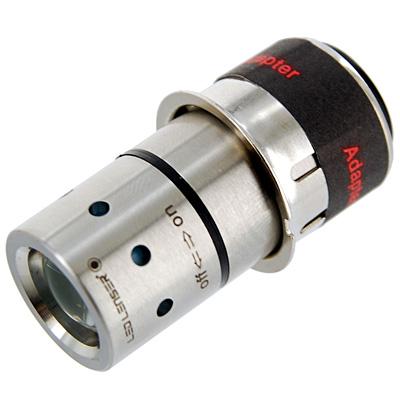 """Фонарь """"LED Lenser Automotive"""", аккумуляторный для прикуривателя. 7575"""