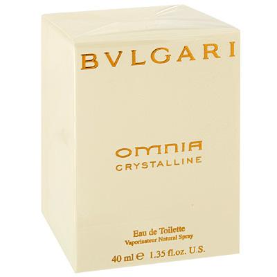 Bvlgari Туалетная вода Omnia Crystalline, 40 мл