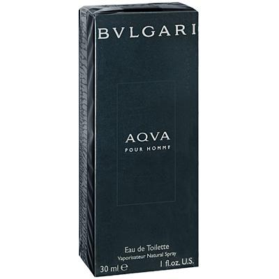 Bvlgari Туалетная вода Aqva Pour Homme, 30 мл