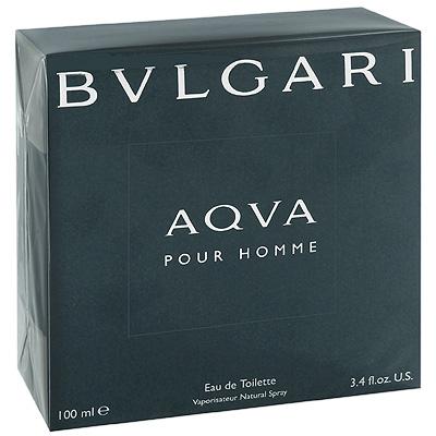 Bvlgari Туалетная вода Aqva Pour Homme, 100 мл