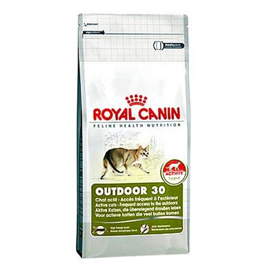 """Корм сухой Royal Canin """"Outdoor"""" для гуляющих кошек"""