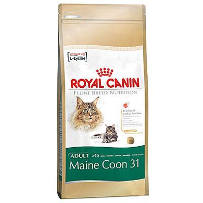 "Корм сухой Royal Canin ""Maine Coon"", для крупных пород кошек"