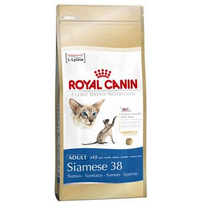 """Корм сухой Royal Canin """"Siamese"""" для сиамских кошек"""