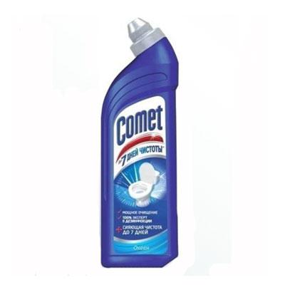 """Средство чистящее """"Comet"""" для туалета, океан, 750 мл ( CG-80227817 )"""