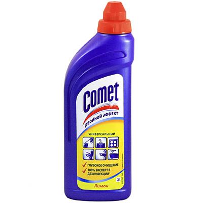 """Гель чистящий """"Comet"""", лимон, 500 мл ( CG-80227821 )"""