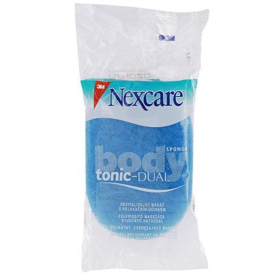 Губка массажная Nexcare для тела, тонизирующаяRN-0009-3315-0Губка массажная Nexcare для тела обладает двойным действием. Ухаживает за чувствительными участками кожи при помощи мягкой поролоновой стороны, а нежный массажный слой тонизирует и обновляет кожу. Обладает массажным эффектом, помогает снять мышечную усталость. Способствует улучшению микроциркуляции крови. Способствует лучшему впитыванию косметических, антицеллюлитных средств. Сделана из синтетических волокон - легко моется и быстро сохнет. Характеристики: Размер губки: 13 см х 8,5 см х 3 см. Производитель: Испания. Товар сертифицирован.