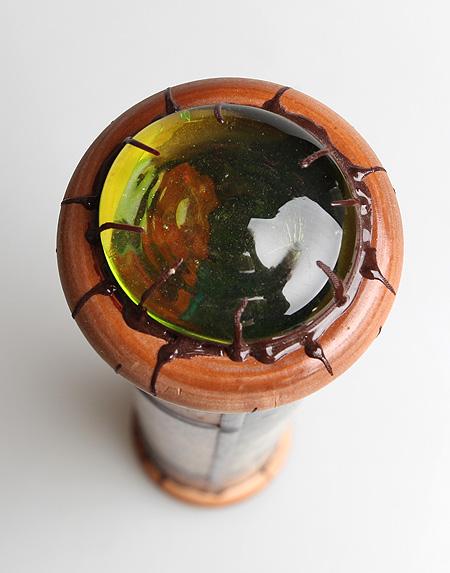 """Калейдоскоп """"Еврейский-шахматист"""". Репродукции, кракелюрный лак, металл, лак, зеркала, стекло, акрил, дерево, фактурный рисунок. Авторская работа"""