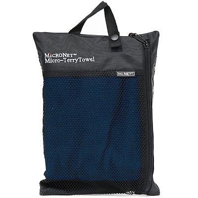 """Полотенце """"MicroNet"""", Extra Large, цвет: синий"""