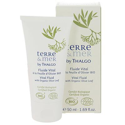 """Thalgo Крем для лица """"Terre & Mer"""", живительный, для сухой и смешанной кожи, 50 мл ( VT9020 )"""
