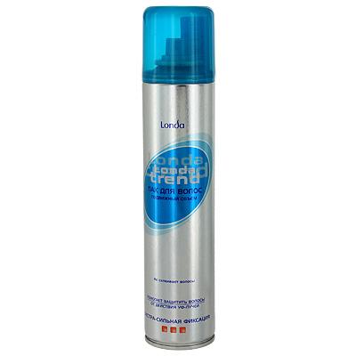 Лак для волос Londa Trend Подвижный объем, экстрасильная фиксация, 250 мл