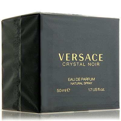 Versace Crystal Noir. Парфюмированная вода, 50 мл