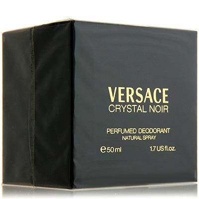 Versace Crystal Noir. Дезодорант, 50 мл