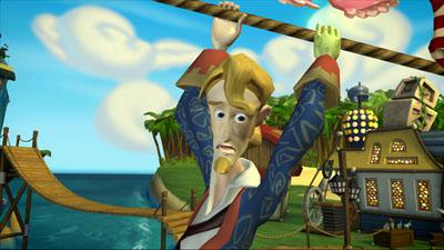 "Tales of Monkey Island: Глава 1. Отплытие ""Ревущего нарвала"""