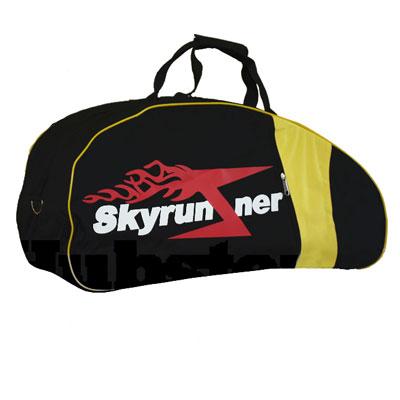 """Сумка-чехол для взрослых джамперов """"Skyrunner"""", цвет: черный"""