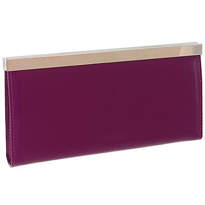 """Портмоне женское """"Befler"""", цвет: фиолетовый. PJ.37.-1 ( PJ.37.-1.violet )"""