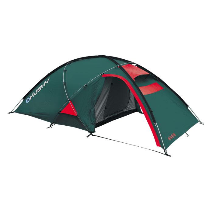 Палатка Husky Felen 2-3 Dark Green, цвет: темно-зеленый ( УТ-000048323 )