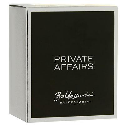 Baldessarini Private Affairs. Туалетная вода, 50 мл