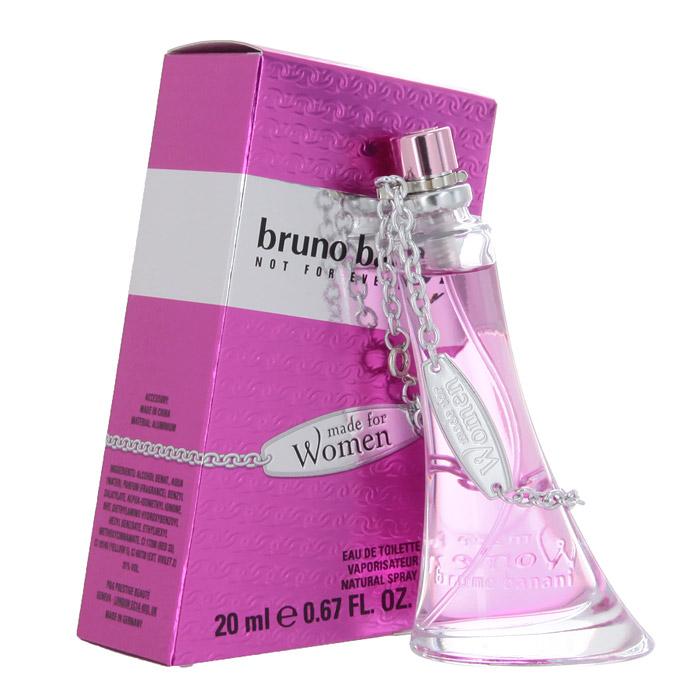 Bruno Banani Made For Woman. Туалетная вода, 20 мл