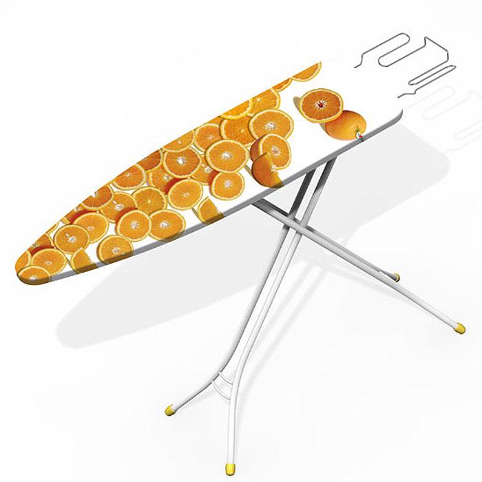 """Чехол для гладильной доски """"Deep Orange"""", 120 х 43 см"""