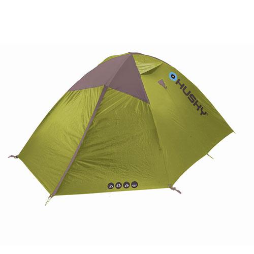 Палатка Husky Boyard 4, цвет: зеленый ( УТ-000047171 )