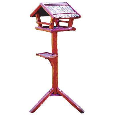 """Кормушка для птиц """"Triol"""" на подставке. BHW1021 M"""