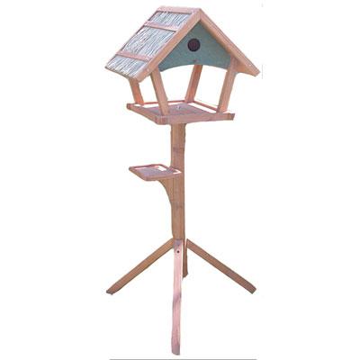 """Кормушка для птиц """"Triol"""" на подставке. BHW1022М"""
