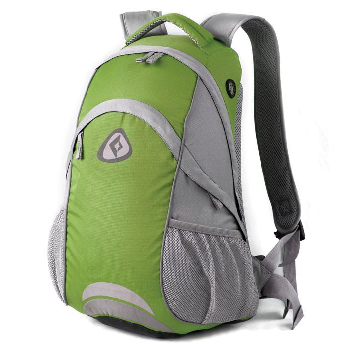 "Рюкзак городской KingCamp ""Moon 30L"", цвет: зеленый, серый ( УТ-000049402 )"