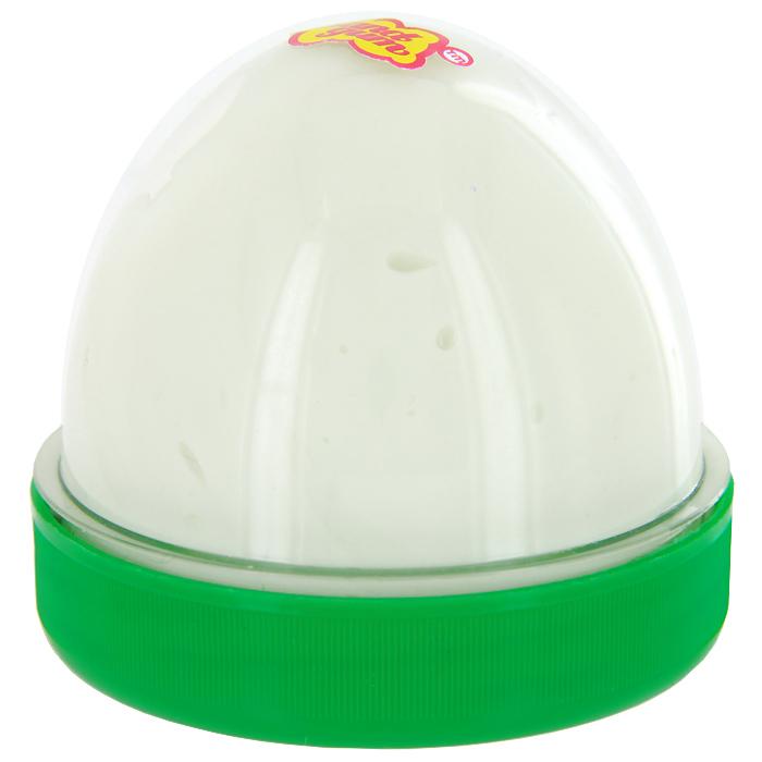 """Жвачка для рук """"ТМ HandGum"""", цвет: зеленый, светящаяся в темноте, 35 г"""