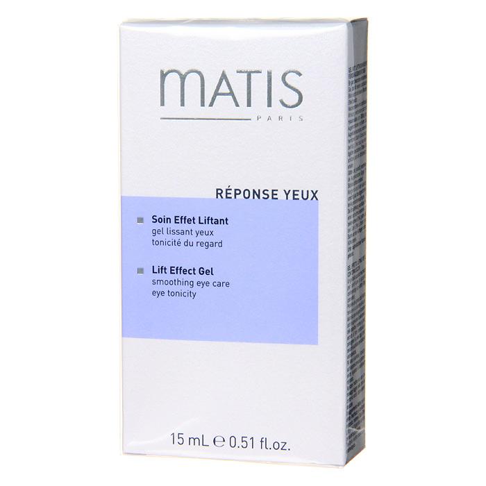 Крем Matis с лифтинг эффектом, для кожи вокруг глаз, 15 мл