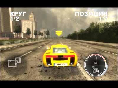 Street Racer Europe 2. Турбофорсаж