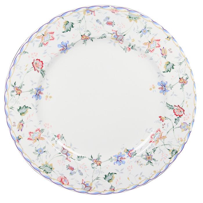 "Тарелка обеденная ""Букингем"", диаметр 25 см ( IMA0180H-A218AL )"