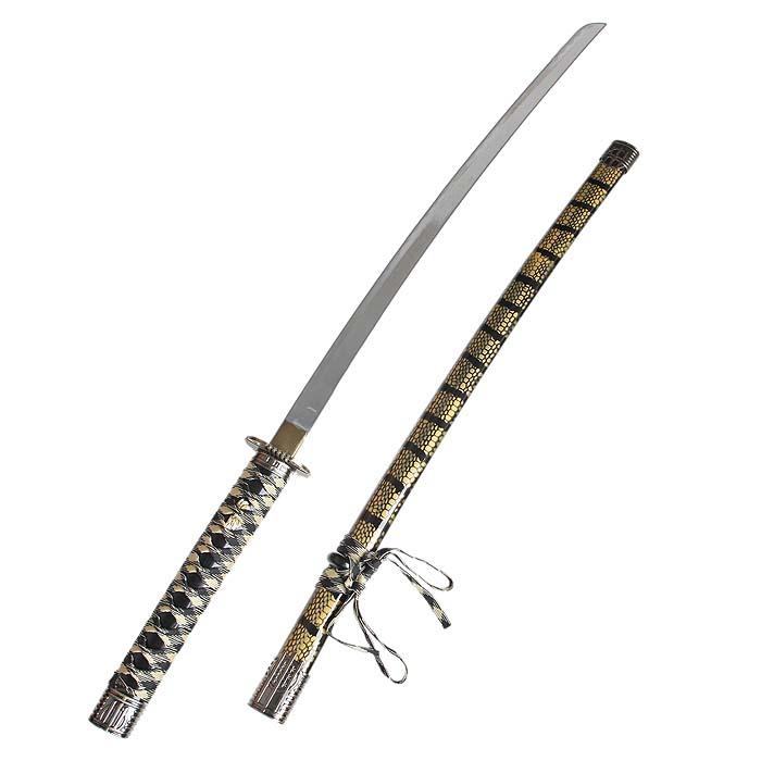Меч самурайский: катана на подставке, 96 см