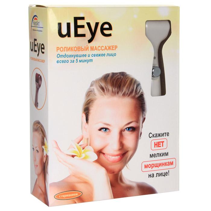 """Массажер """"uEye"""" для кожи вокруг глаз и кожи лица, роликовый"""