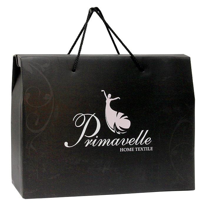 """Плед шелковый """"Primavelle"""", цвет: серый, 130 х 190 см"""