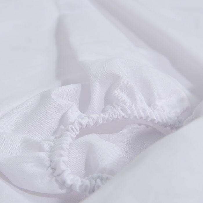 "Наматрасник-чехол ""Primavelle"", цвет: белый, 160 см х 200 см"