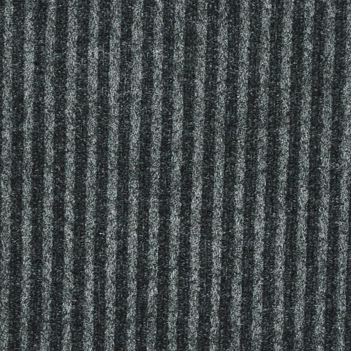 """Коврик придверный Vortex """"Simple"""", влаговпитывающий, цвет: темно-зеленый, 40 х 60 см"""