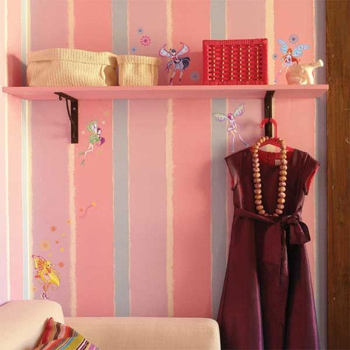 Украшаем винкс феями интерьер комнаты!