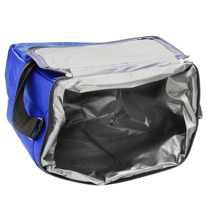 """Сумка-холодильник """"EASY"""", цвет: синий, 24 л ( ice 034 )"""