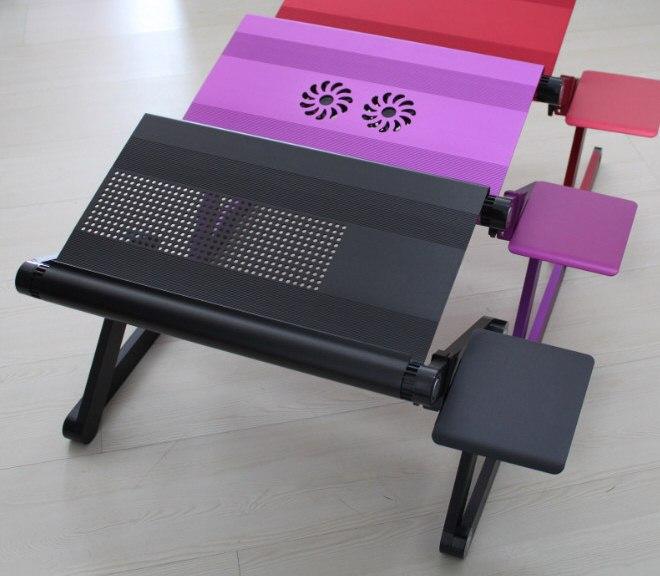"""Площадка для столиков """"ASX"""" под компьютерную мышь, цвет: синий"""