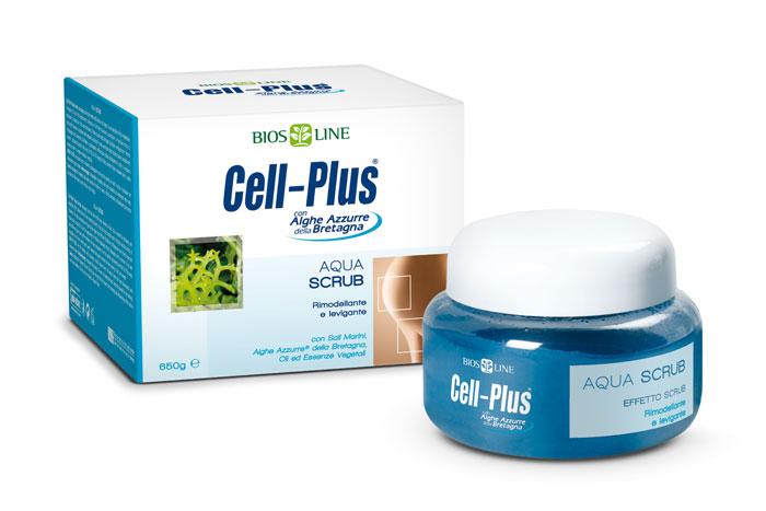 "Скраб для тела ""Cell-Plus"" для борьбы с целлюлитом, 650 г ( BL 4240 )"